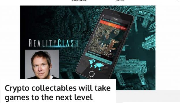 Crypto collectables will take games to the next level